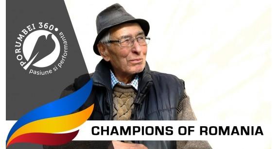 Campionii Romaniei - Prof. Mihai VASILIU