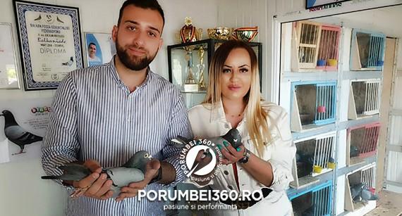 Leu Daniel&Gabriel Radu din Constanța - un început de sezon promițător: