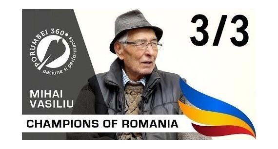 Interviu Prof. Mihai VASILIU - partea a III-a