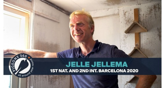 Interviu Jelle Jellema - Loc 1 Nat. Olanda si Loc 2 International Barcelona 2020