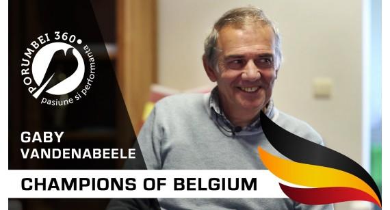 Champions of Belgium - Gaby Vandenabeele