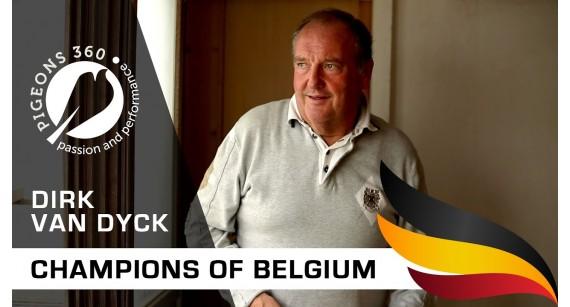 Champions of Belgium - Dirk Van DYCK