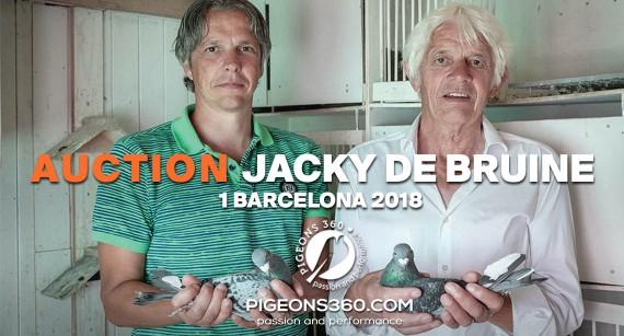 LICITATIE JACKY DE BRUINE