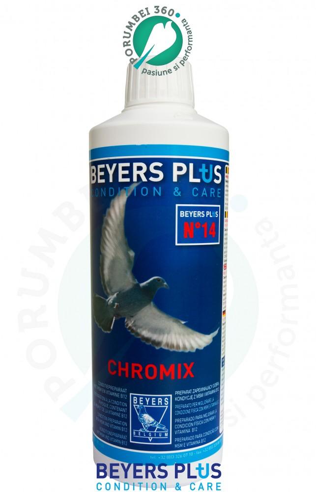 CHROMIX 400ml (articulatii)