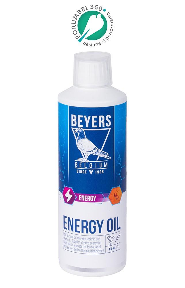 ENERGY OIL 400ml (5 super uleiuri)