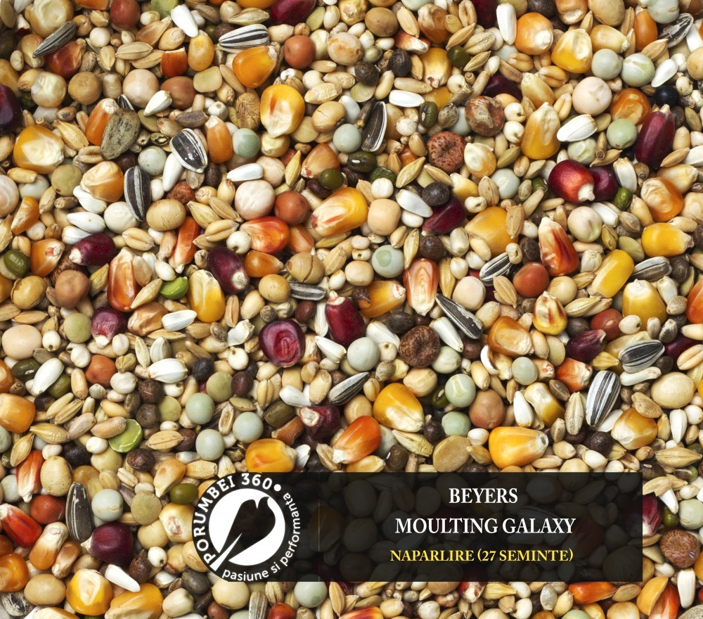 BEYERS Naparlire (27 seminte)