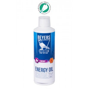ENERGY OIL 400ml (5 super uleiuri)